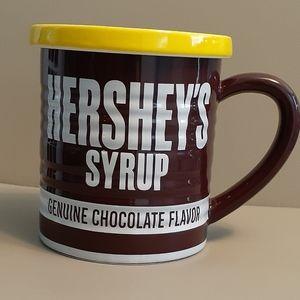Hershey's Chocolate Syrup Collectible Can Mug